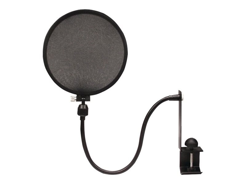 Nady Microphone Pop Filter with Boom and Stand Clamp, SPF-1, 17828357, Microphones & Accessories