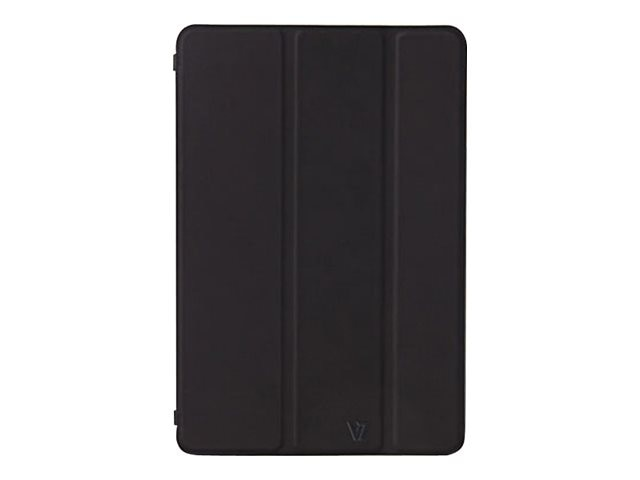 V7 Slim Folio Case for iPad mini mini with Retina, Black, TA55-8-BLK-14N, 16888884, Carrying Cases - Tablets & eReaders