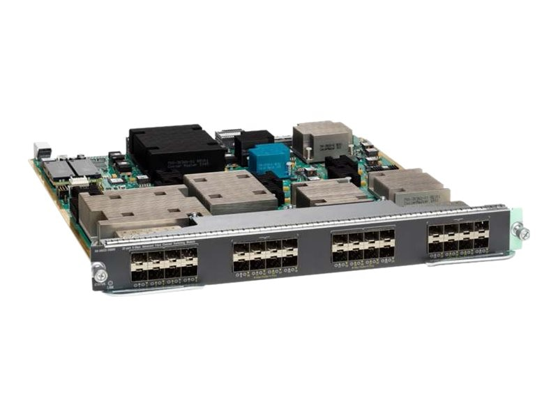 Cisco 32Pt. 8Gbps Advanced Fiber Channel Module, DS-X9232-256K9, 13305461, Network Device Modules & Accessories