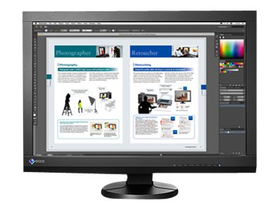 Eizo Nanao 24 CX241 LED-LCD IPS Display, Black, CX241-BK-CN, 17790715, Monitors - LED-LCD