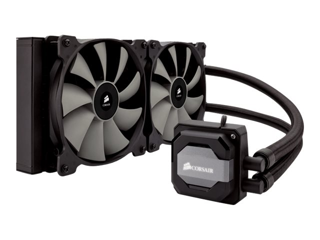 Corsair Hydro Series H110i GT 280mm Extreme Performance Liquid CPU Cooler, CW-9060019-WW, 18397069, Cooling Systems/Fans