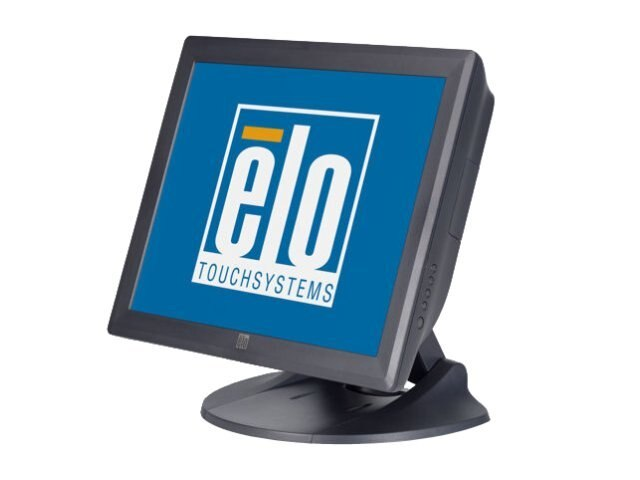 ELO Touch Solutions 17A2 AiO Touchcomputer Point of Sale Terminal Celeron M 1GHz 40GB NIC 17 LCD W7P