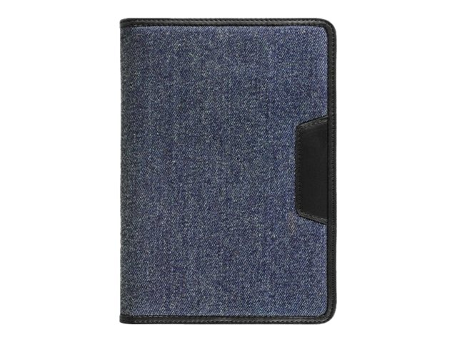 Aluratek Universal Tablet Folio Case Stand 7 w  Multiple Viewing Angles, Denim, AUTC07FD