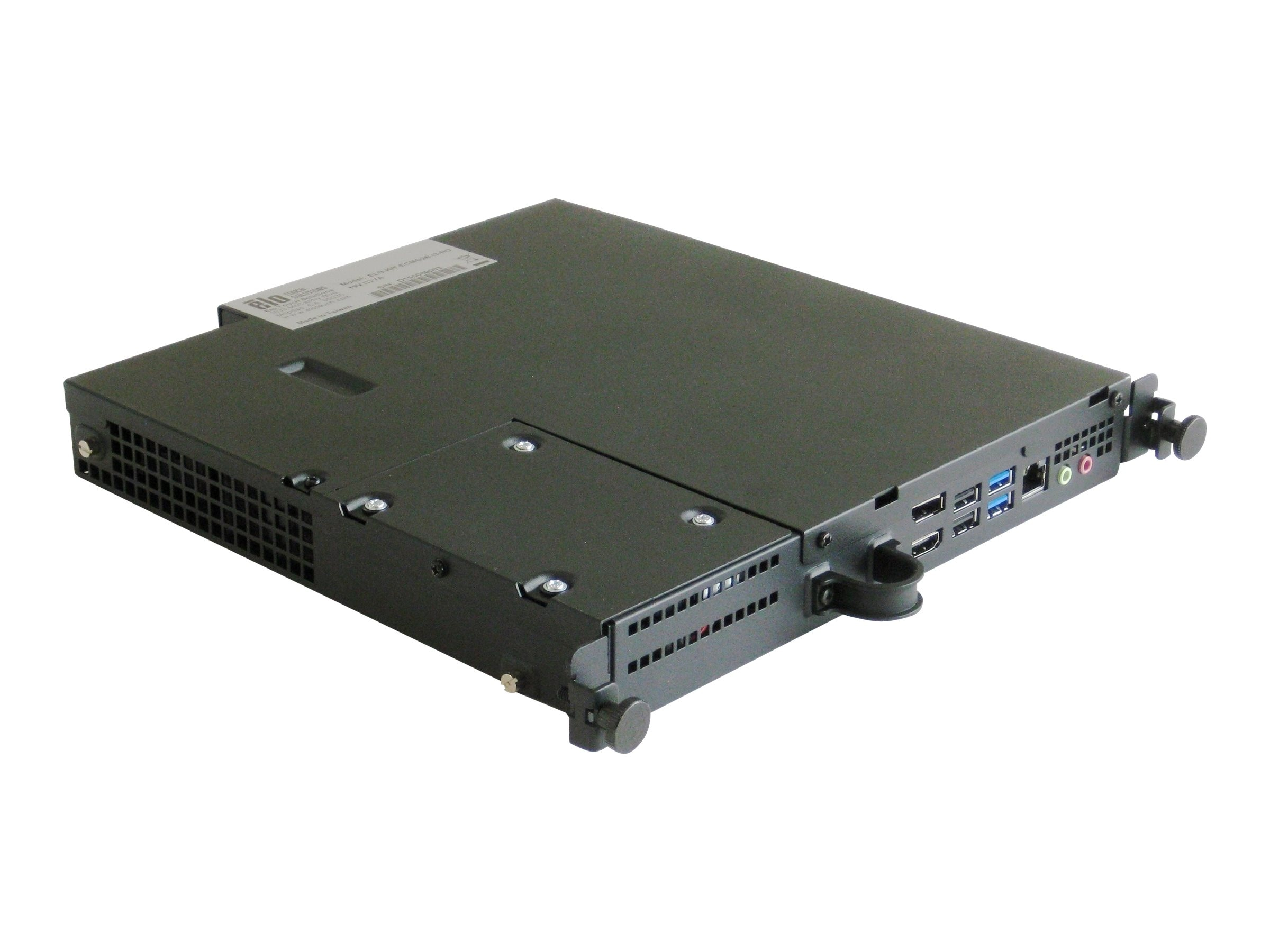 ELO Touch Solutions i3 3.40GHz ECMG2B Module with Windows 7, E001293, 30786690, Digital Signage Systems & Modules
