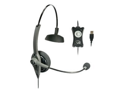 VXI TalkPro USB 1 Headset, 203008, 12860243, Headsets (w/ microphone)
