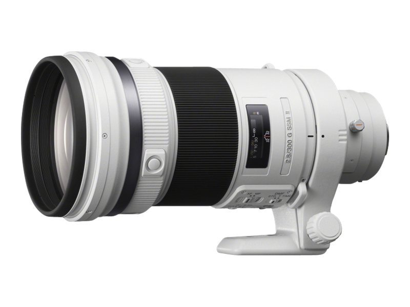 Sony Telephoto Lens, 300mm, F 2.8, SAL300F28G2