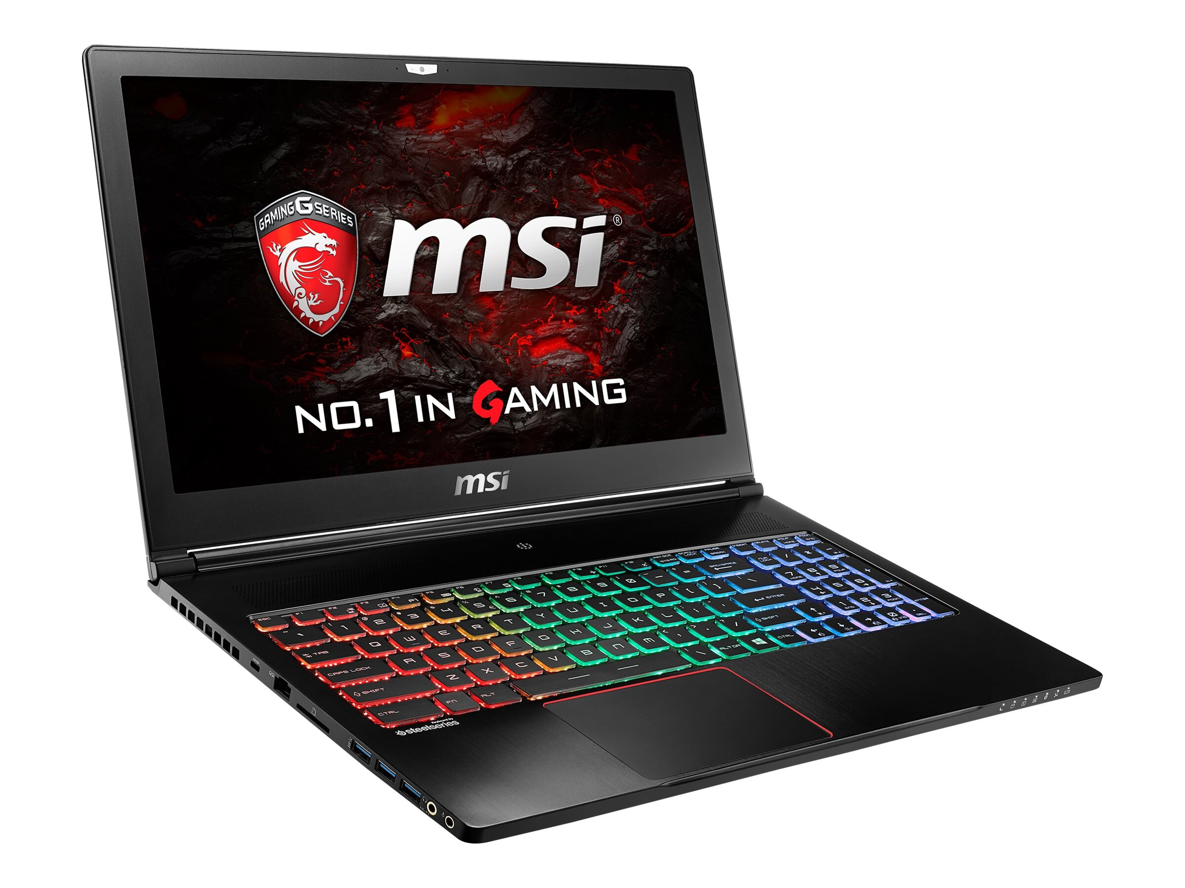 MSI Computer GS63VR STEALTH PRO 4K-021 Image 4