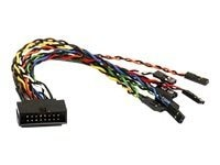 Supermicro 16-pin Front Panel Switch Cable, Lead-Free, 6in, CBL-0084L, 7992137, Cables