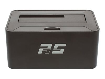 HighPoint 1-Bay USB 3.0 2.5 3.5 SATA Hard Drive Solid State Drive Dock, RS5411A, 18193058, Hard Drive Enclosures - Multiple
