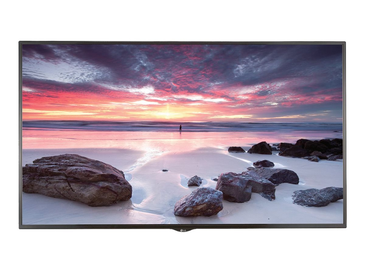 LG 65 UH5B-B Ultra HD LED-LCD Display, Black