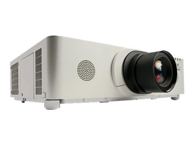 Christie LW401 3LCD Projector, 4000 Lumens, White, 121-012104-01