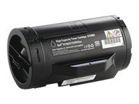 Dell 3000-page Black Toner Cartridge for H815dw, S2810dn & S2815dn Printers (593-BBML)