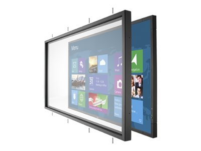 NEC 10-point Infrared Multi-Touch Overlay for V801