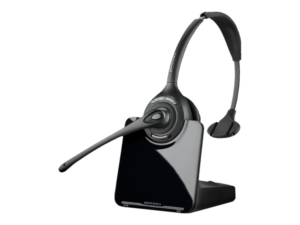 Plantronics CS510XD 900MHZ Over-The-Head Monaural Headset (NA)