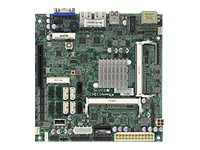 Supermicro Motherboard, Celeron QC SoC J1900 2.4GHz Max.8GB DDR3L 6xSATA PCIe 2xGbE, Retail Pack, MBD-X10SBA-O, 17474413, Motherboards