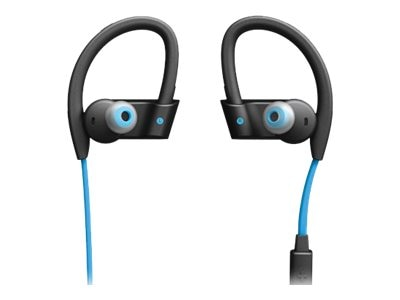 Jabra Sport Pace Stereo BT B&B Wireless Headphones - Blue, 100-97700002-02