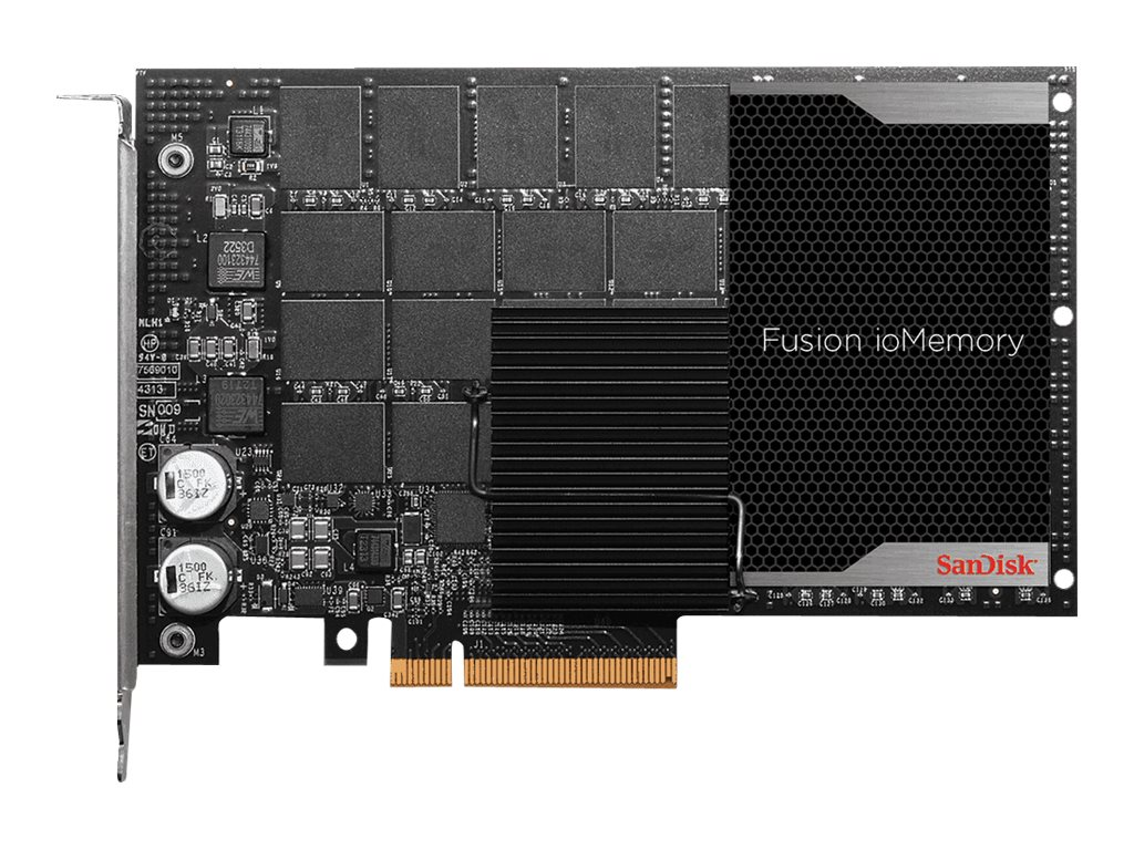 SanDisk 6.4TB Fusion ioMemory SX350 PCI Express 2.0 x 8 Internal Solid State Drive
