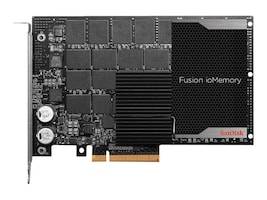 SanDisk 6.4TB Fusion ioMemory SX350 PCI Express 2.0 x 8 Internal Solid State Drive, SDFADCMOS-6T40-SF1, 31010228, Solid State Drives - Internal