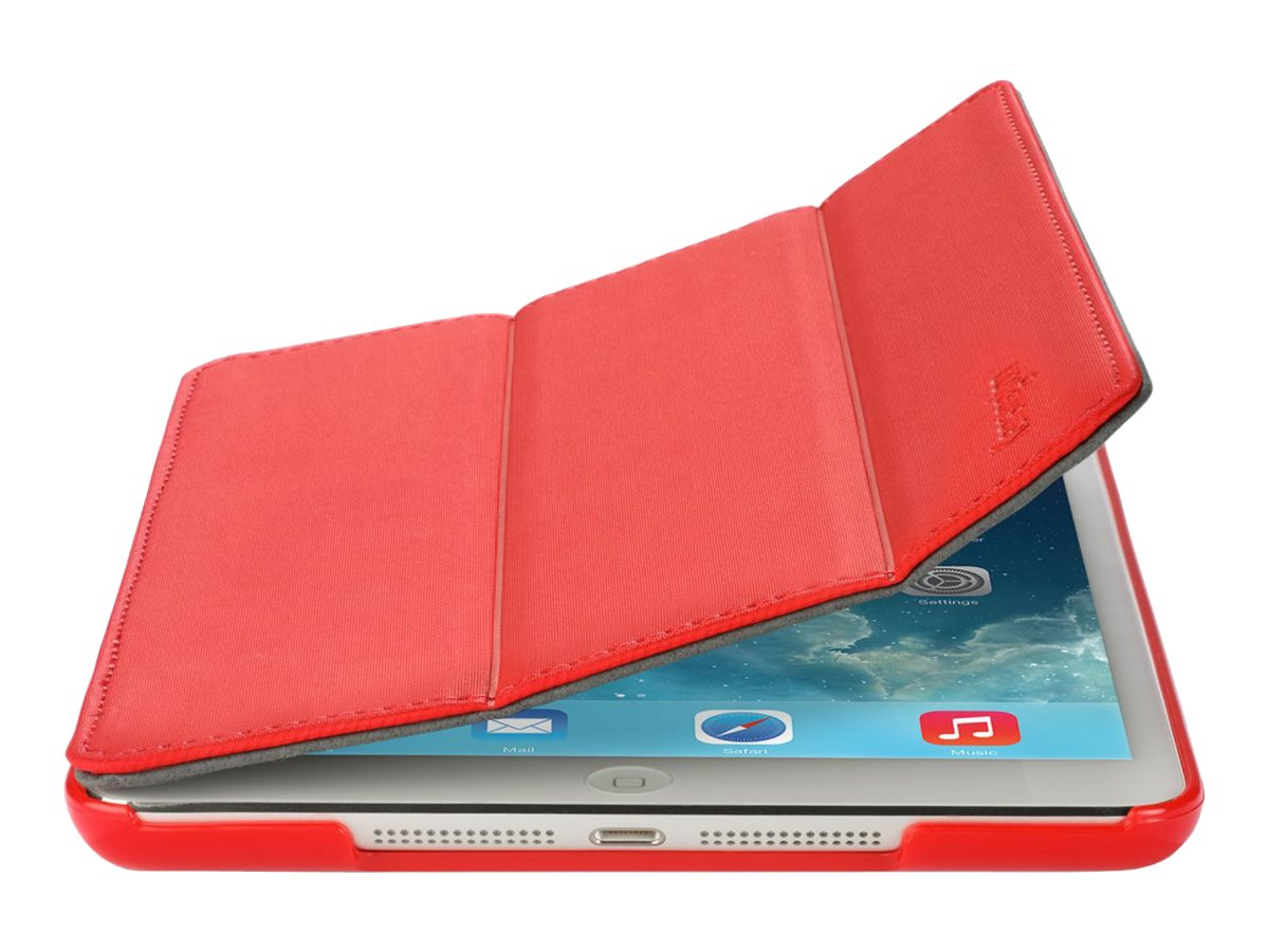Kensington Cover Stand iPad mini Red
