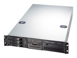 Chenbro 2U Chassis, 26, Open Bay, LP RW, RM21600-L, 11726325, Cases - Systems/Servers