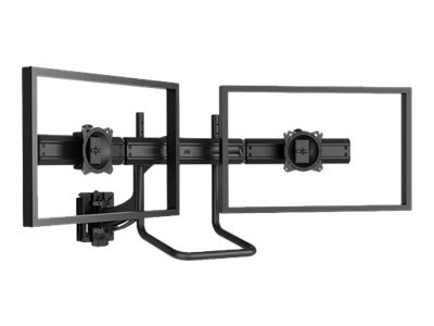 Chief Manufacturing Kontour K4 2x1 Focal Depth-Adjustable Array, Slat-Wall Mounted