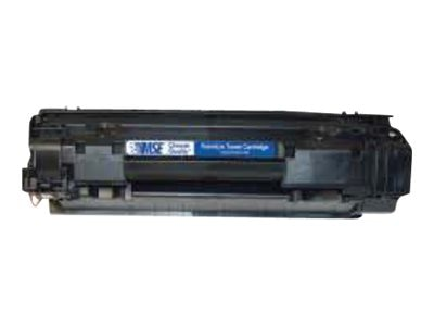CE278A 3483B001AA Black Toner Cartridge for HP Canon, 02-21-7814