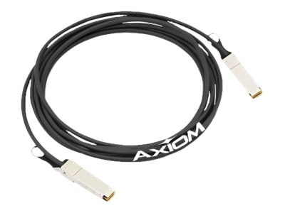 Axiom 40GBASE-CR4 QSFP+ Passive Direct Attach Cable, 1m, 470-AAFE-AX