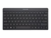 Toshiba Wireless Keyboard Windows Optimized Bluetooth, PA3959U-WETB, 17703802, Keyboards & Keypads