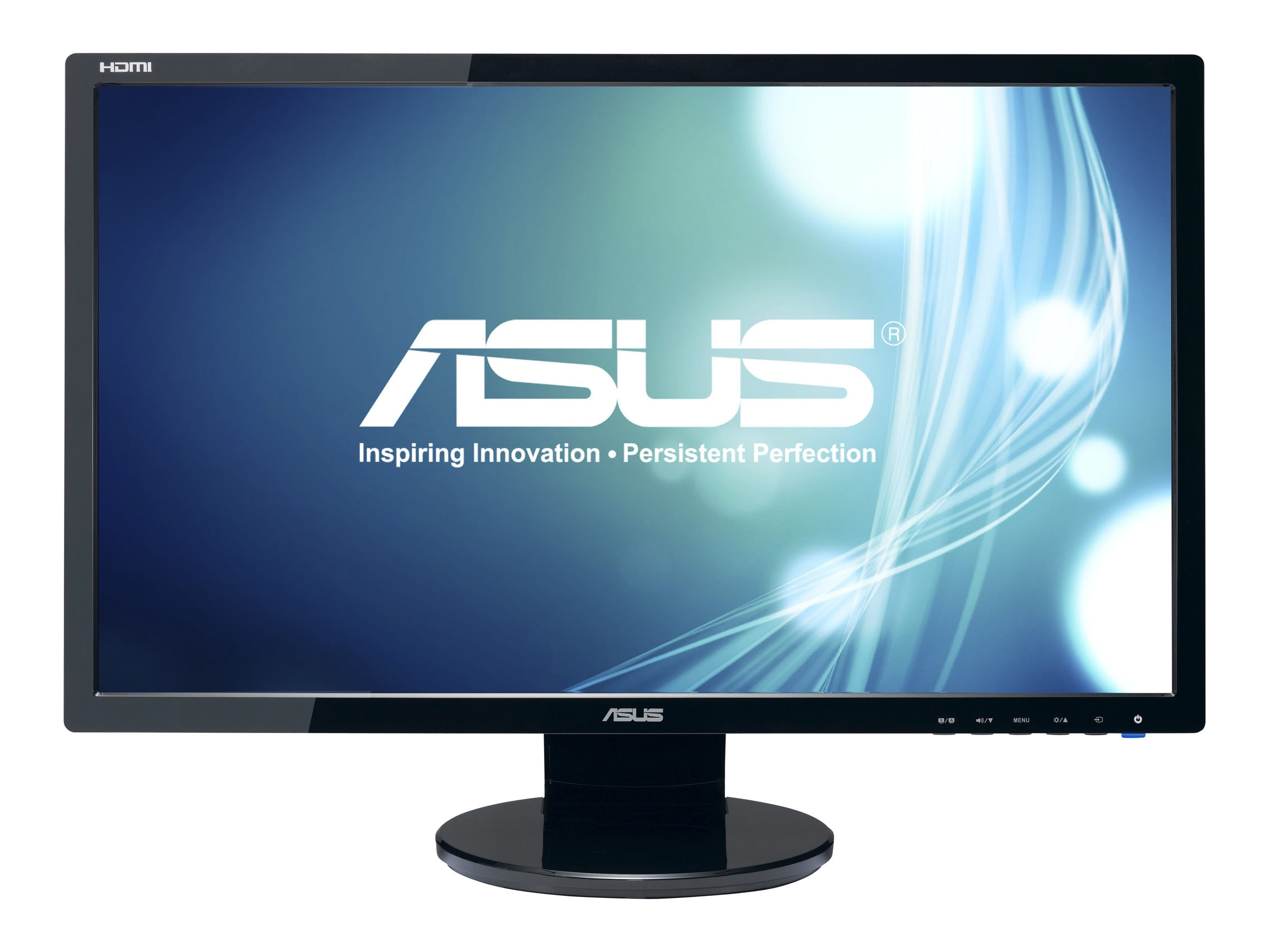 Asus 24 VE248H Full HD Widescreen LED-LCD Monitor, Black