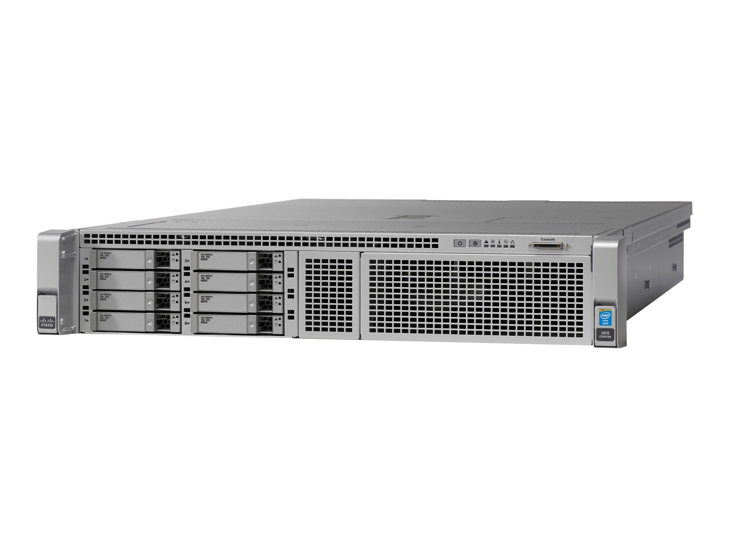 Cisco NOT SOLD STANDALONE C240 M4SX Xeon E5-2670