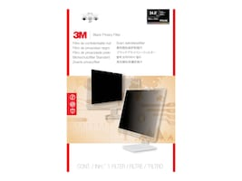 3M 24.1 LCD Widescreen Privacy Filter, PF24.0W, 8831079, Glare Filters & Privacy Screens