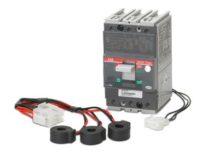 APC 3-Pole Circuit Breaker, 80A, T1 Type for Symmetra PX250 500kW, PD3P80AT1B, 10191138, Battery Backup Accessories