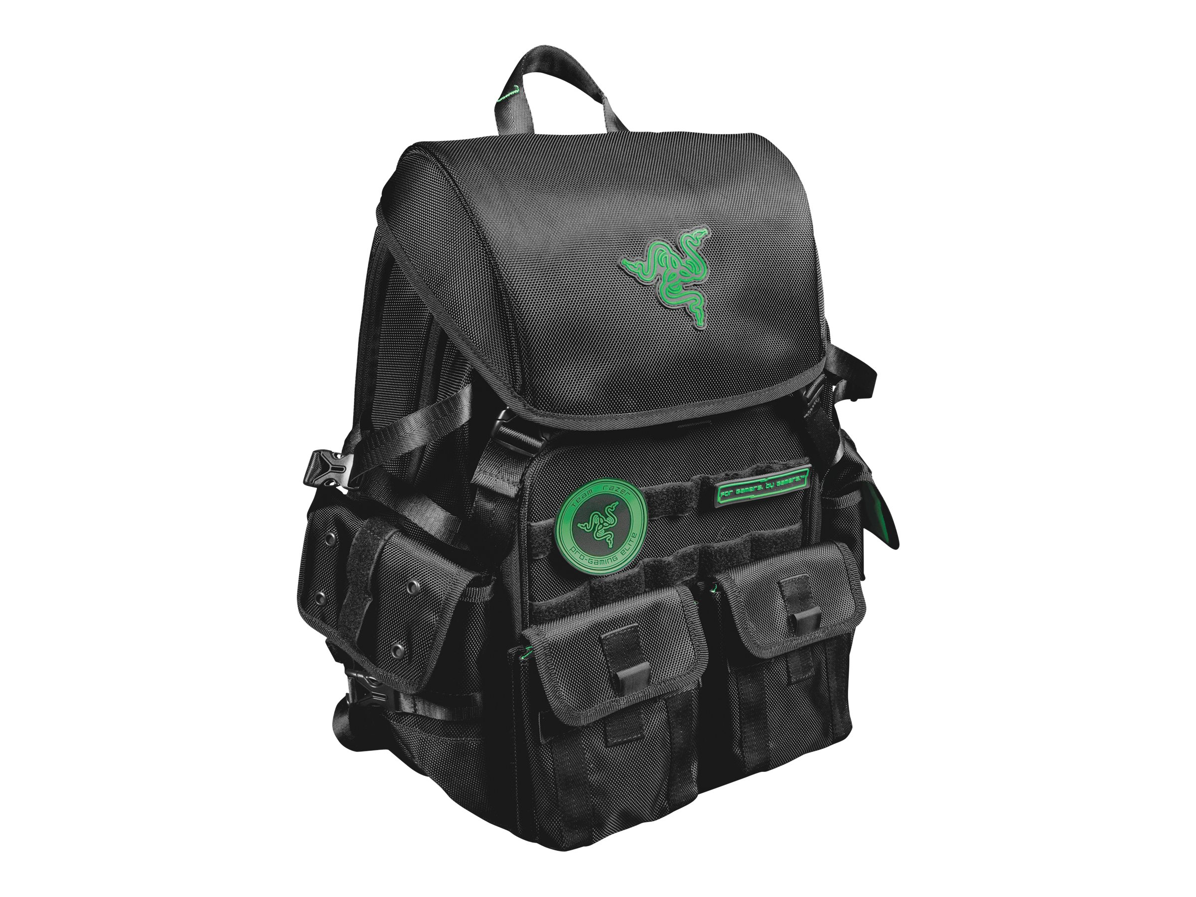 Mobile Edge Razer 17.3 Tactical Backpack, Black