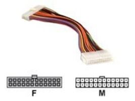 Supermicro Internal Power Extension Cable, 24-pin, CBL-0042L, 7443197, Power Cords
