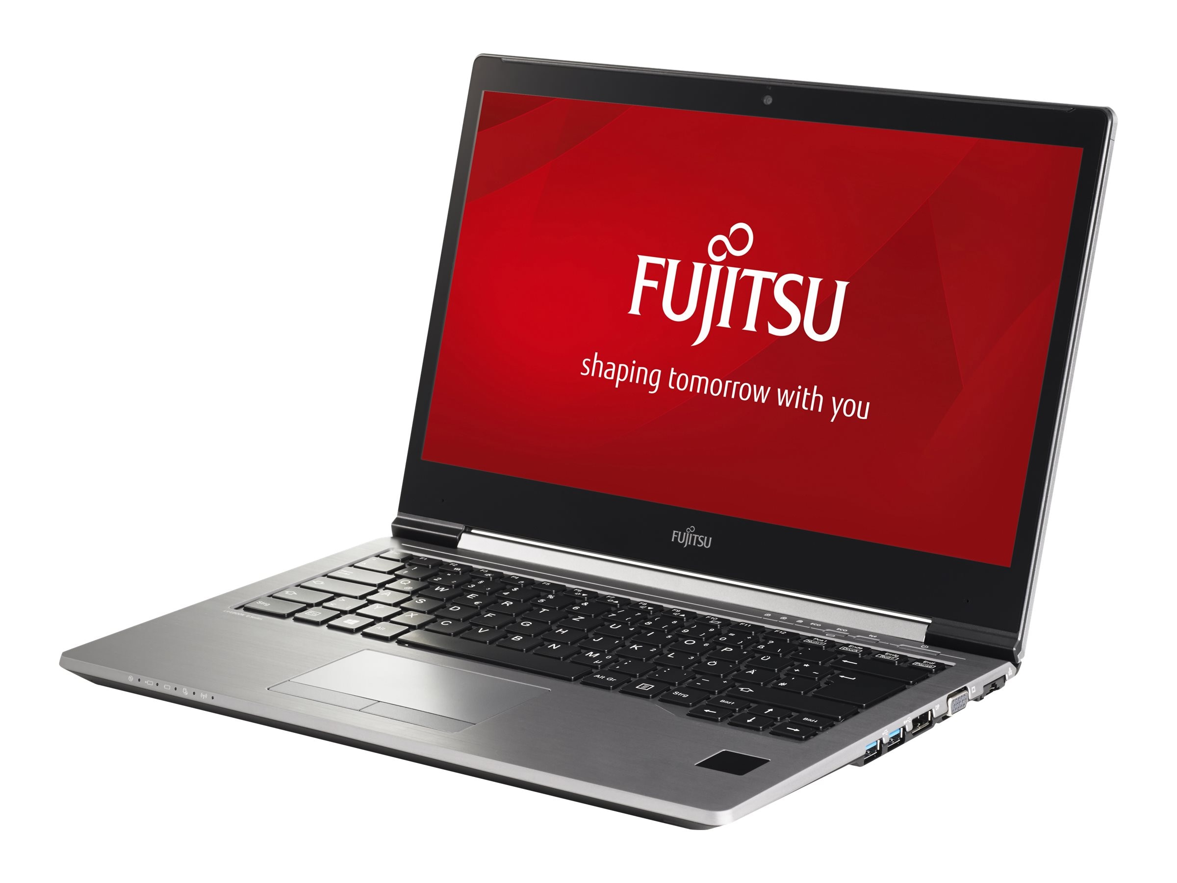 Fujitsu LifeBook U745 Core i5-5200U 2.2GHz 8GB 128GB SSD ac GNIC BT FR WC 4C 14 HD+ W10P64