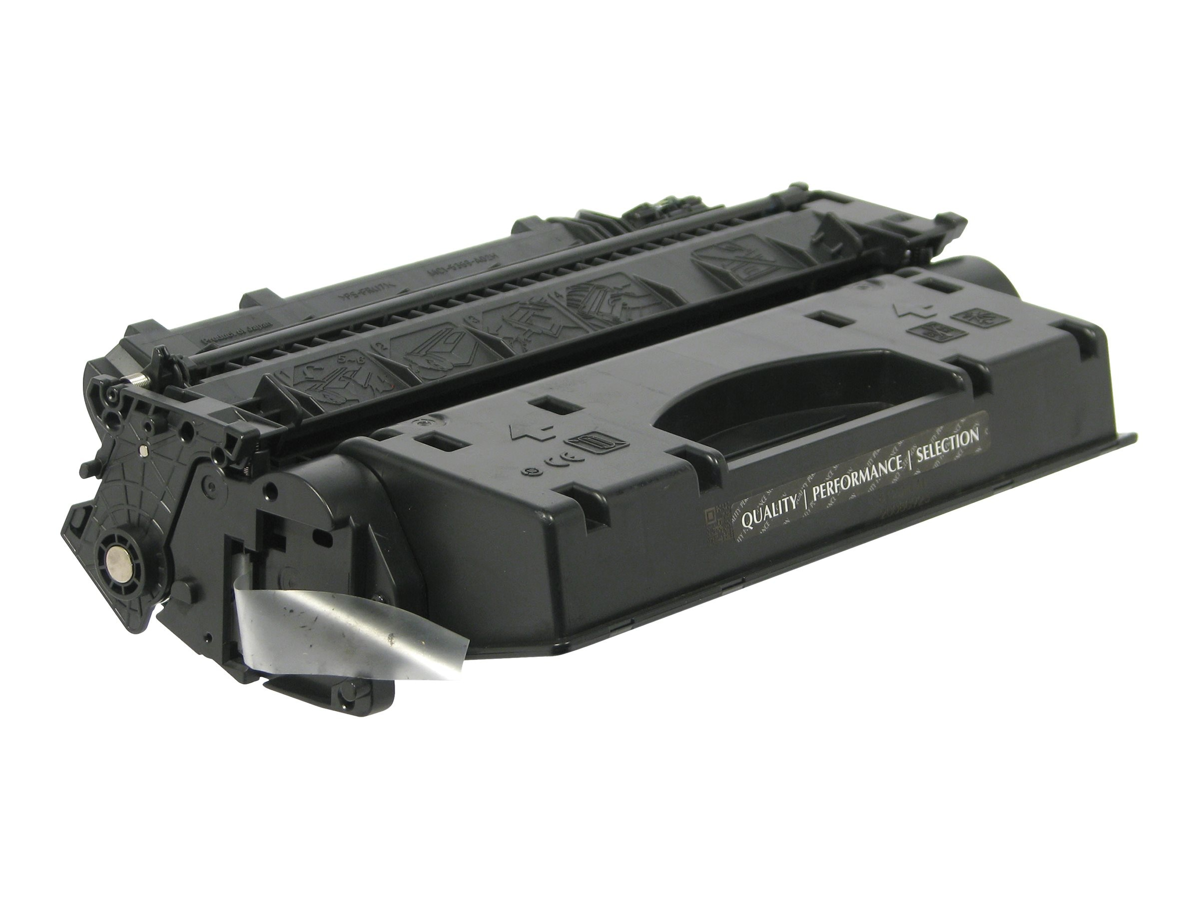 V7 CE280X Black High Yield Toner Cartridge for HP LaserJet M4555H M603