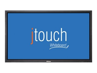 InFocus 65 LED Touch 1920x1080 1080P Touch Interactive Whiteboard, INF6501W, 30872889, Whiteboards