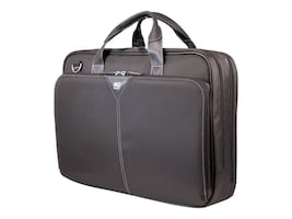 Mobile Edge 16 1680D Ballistic Nylon Briefcase, Black, MEBCNP1, 12603044, Carrying Cases - Notebook