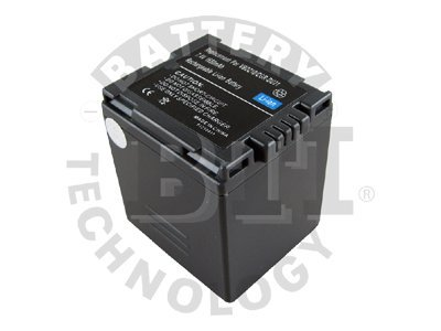 BTI Battery, Lithium-Ion, 7.4 Volts, 1650mAh, for Panasonic, BTI-PD210, 8443674, Batteries - Camera