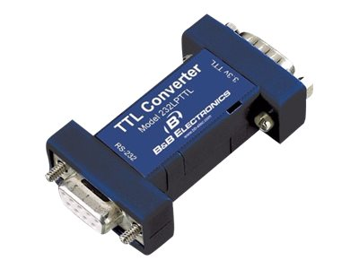 IMC Port-Powered 232 TO TTL Converter PERP RS-422 RS-232 TO TTL Conversion Transceiver, 232LPTTL