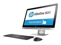 HP Smart Buy EliteOne 800 G2 AIO Core i5-6500 3.2GHz 4GB 500GB DVDRW GbE ac BT WC 23 FHD MT W10P64, P7P93UT#ABA, 30782550, Desktops - All-in-One