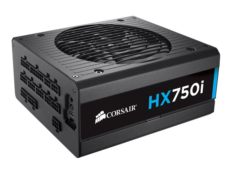 Corsair 750W HXi  Power Supply