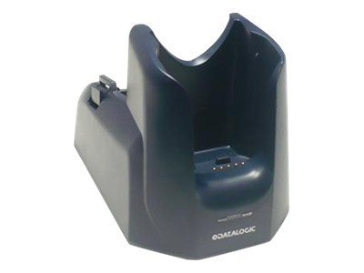 Datalogic Single Cradle, USB RS-232 with Spare Battery Charger for the Skorpio Mobile Computer, 94A151117, 9894311, Battery Chargers