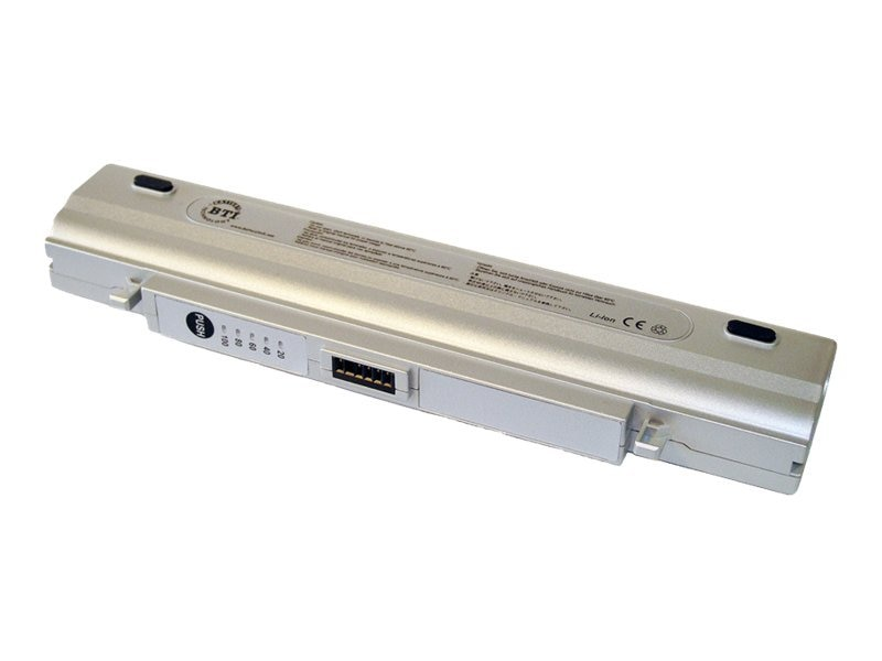 BTI Battery, Lithium-Ion, Double Capacity, for Samsung X10 Series, SAG-X10HL, 6932001, Batteries - Notebook