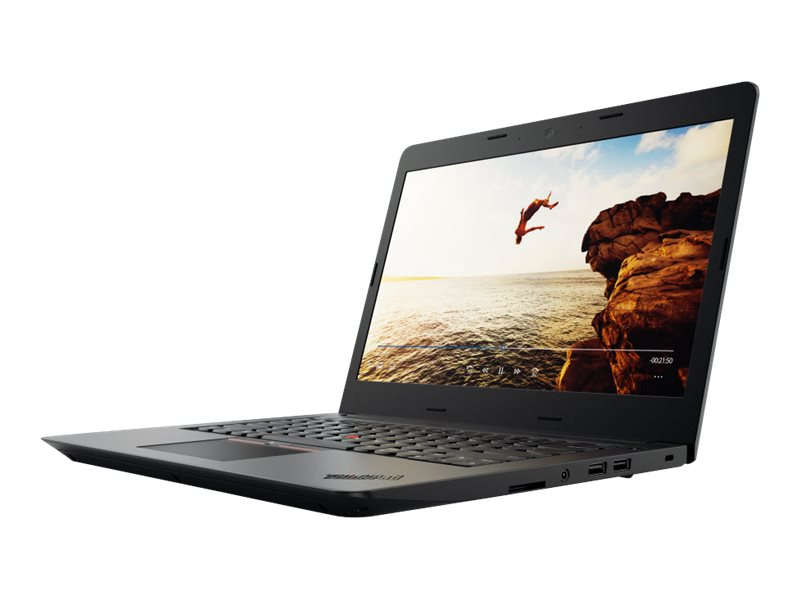 Lenovo TopSeller ThinkPad E470 2.5GHz Core i5 14in display, 20H10039US