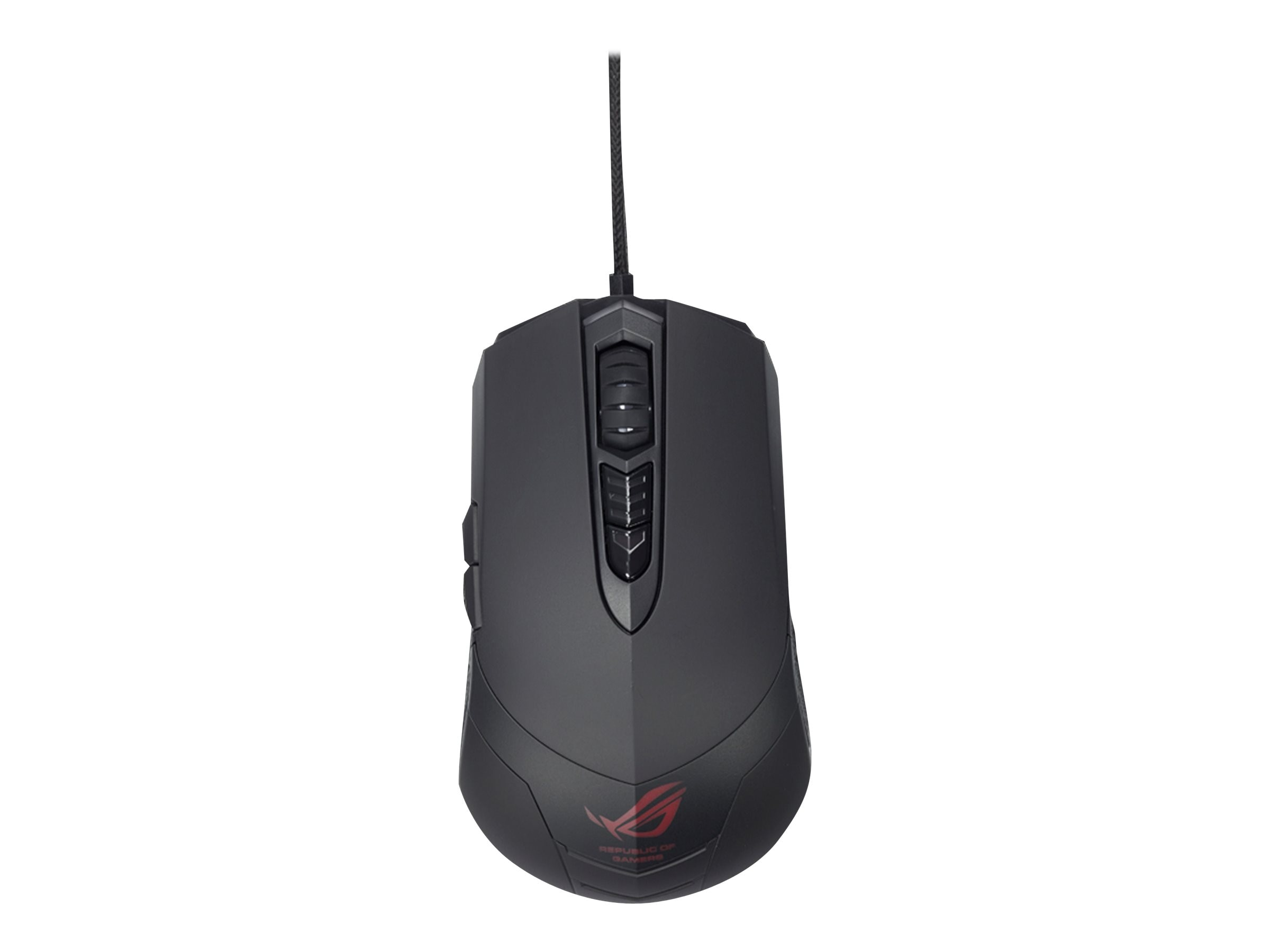 Asus ROG GX860 Wired Laser Mouse, Black, 90XB02C0-BMU000