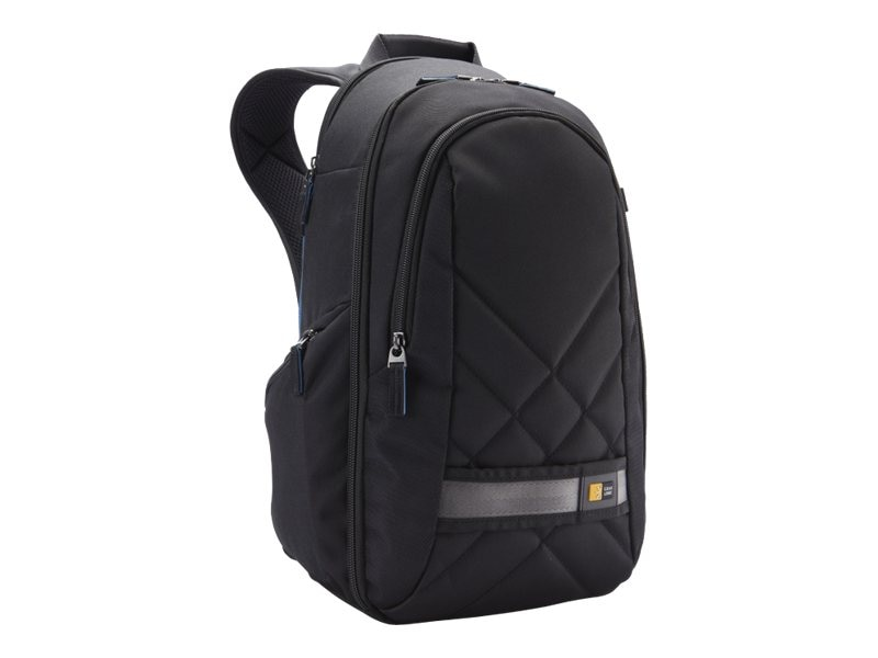 Case Logic DSLR Camera & iPad Backpack, Black, CPL108BLACK, 31898132, Carrying Cases - Camera/Camcorder