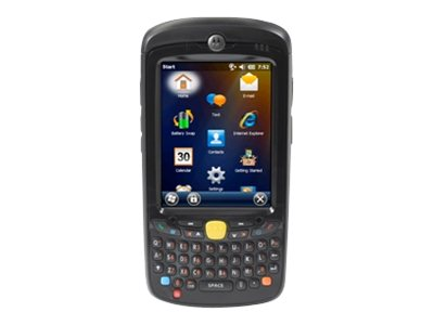 Zebra Symbol MC55N 802.11abgn SE4500 2D Imager 256MB 1GB Qwerty 1x Battery LP BB VGA WM6.5, MC55N0-P30SWQQA7US