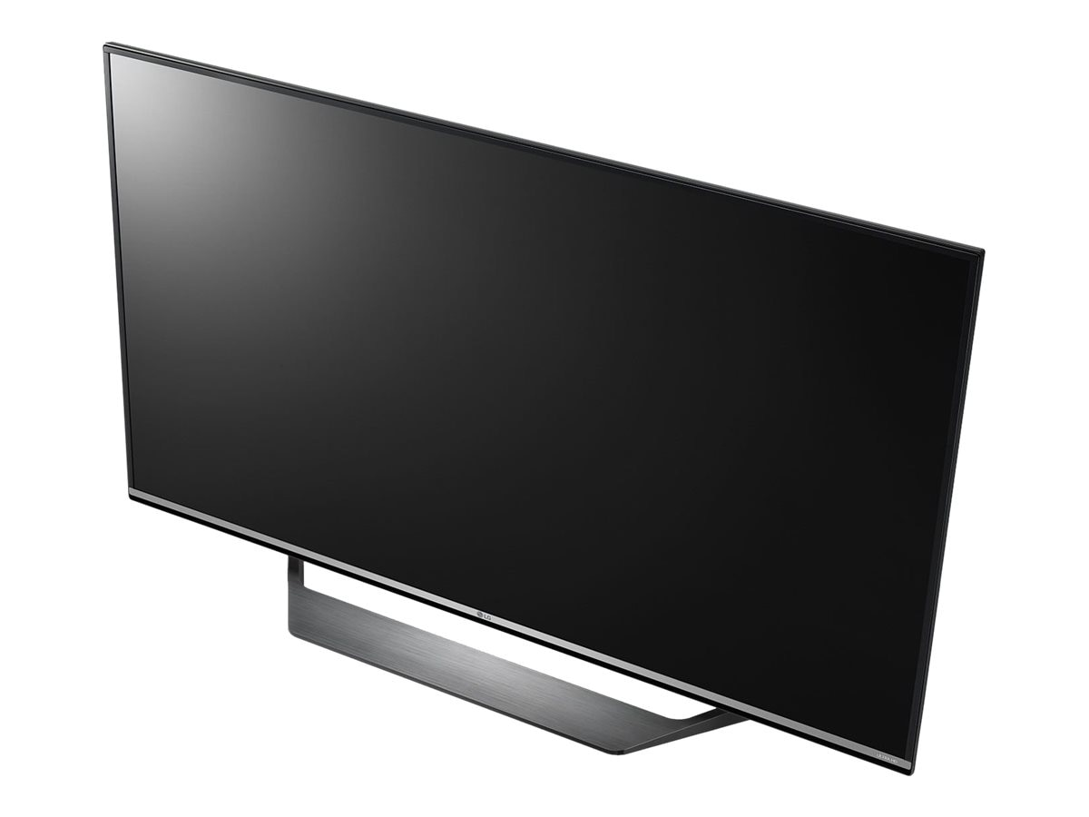 LG 54.6 4K UHD LED-LCD Commercial TV, Black, 55UX340C