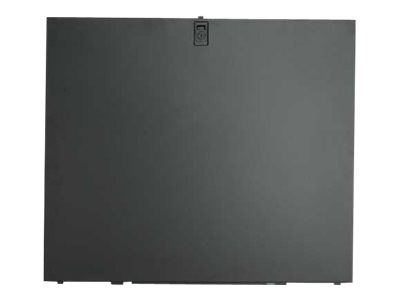 APC Netshelter SX 48U 1070mm Deep Split Side Panels (2), Black, AR7371, 7413561, Rack Mount Accessories